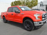 This Ford F-150 is CERTIFIED! Low miles for a 2015!