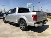 Options:  2015 Ford F-150|Silver/|V6 3.5 L