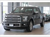 Options:  2015 Ford F-150 Visit Integrity Auto Sales