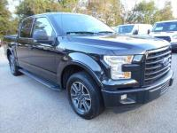 This 2015 Ford F-150 XLT SuperCrew is ready for work or