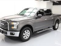 2015 Ford F-150 with Texas Edition,5.0L Engine