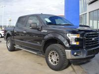 CARFAX 1-Owner, Clean. XLT trim. EPA 25 MPG Hwy/18 MPG