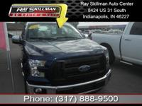 FUEL EFFICIENT 25 MPG Hwy/18 MPG City! Ray Skillman