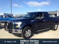 This 2015 Ford F-150 XLT is offered to you for sale by