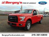 FORD CERTIFIED! FOUR WHEEL DRIVE FORD F-150 XL V6