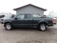 Options:  2015 Ford F-150 Trailer Tow Package!