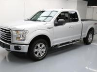 2015 Ford F-150 with 2.7L Turbocharged V6 SMPI EcoBoost