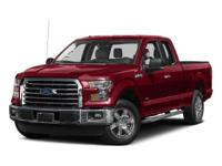 PREMIUM & KEY FEATURES ON THIS 2015 Ford F-150 include,