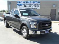 This Ford F-150 is Certified Preowned! This 2015 Ford