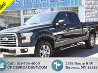 Options:  2015 Ford F-150 Xlt 4X4 4Dr Supercab 6.5 Ft.