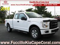 Looking for a clean, well-cared for 2015 Ford F-150?