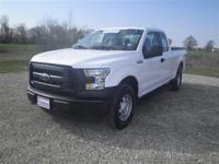 F-150 XL, Super Cab, 5.0L V8 FFV, 6-Speed Automatic