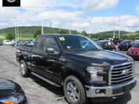 2015 Ford F-150 XLT Williamsport area. INCLUDES