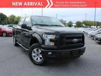 New arrival! 2015 Ford F-150! Only 4,494 miles! This