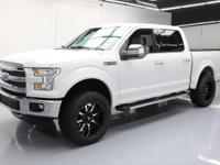 2015 Ford F-150 with Lariat Series,Lariat Chrome