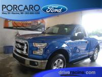 Options:  2015 Ford F-150 Xlt|Blue Flame
