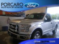 Options:  2015 Ford F-150 Xlt|Ingot Silver