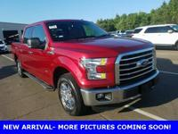 New Price! CARFAX One-Owner. Ruby Red Metallic Tinted