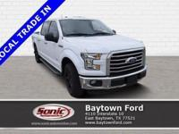 Don't miss this great Ford! This 2015 Ford F-150 XLT