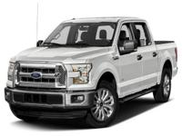 Options:  2015 Ford F-150 Xlt This 2015 Ford F-150 4Dr