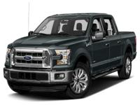 Options:  2015 Ford F-150 Xlt|F-150 Xlt|4D