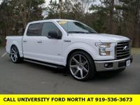 CARFAX One-Owner. Clean CARFAX. 2015 Ford F-150 XLT