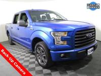 2015 Ford F-150 XLT Super Crew with a 2.7L V6 EcoBoost