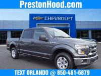 Options:  2015 Ford F-150 Xlt|Miles: 40534Color: