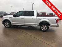 Ingot Silver 2015 Ford F-150 RWD 6-Speed Automatic