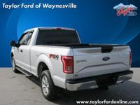 Options:  2015 Ford F-150 Xlt|4X4 Xlt 4Dr Supercab 6.5