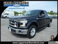 This Ford F-150 has a powerful Regular Unleaded V-6 3.5