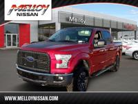 This outstanding example of a 2015 Ford F-150 XLT is