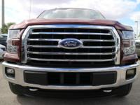 Options:  2015 Ford F-150 4X4 Supercrew Xlt|Race