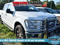 Options:  2015 Ford F-150 4Wd Supercrew 145 Xlt|Miles: