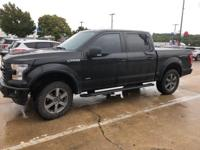 Recent Arrival! Ford F-150 XLT 4WD   Awards:   * 2015