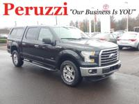 CARFAX One-Owner. Clean CARFAX. 2015 Ford F-150 XLT 4WD