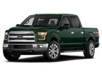 Outstanding design defines the 2015 Ford F-150! The