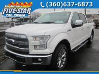XLT w/HD Payload Pkg trim. ONLY 17,558 Miles! FUEL