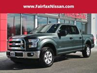 JUST ARRIVED * ONE OWNER * CLEAN CARFAX * 4X4 XLT CREW