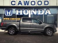 Options:  2015 Ford F-150|Gray|3.73 Axle Ratio|Gvwr: