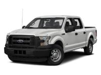 2015 Ford F-150 White Odometer is 10355 miles below