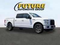 Come see this 2015 Ford F-150 XLT. Its Automatic