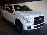 This truck was recently traded into our facility. It