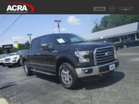 Used 2015 Ford F-150, stk # 171300, key features