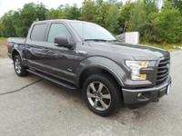 Come see this 2015 Ford F-150 . Its Automatic