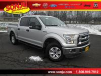 This amazing 2015 Ford F-150 is just waiting to bring