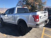 Ingot Silver Metallic 2015 Ford F-150 XLT SuperCrew