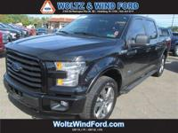 4WD SuperCrew 145 XLT / SPORT - ECOBOOST - SPRAY IN
