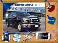 Ford certified 2015 ford f150 supercrew 4x4 xlt * this