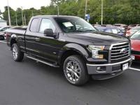 2015 Ford F-150 XLT For Sale.Features:2.7 liter V6